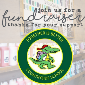Countryside PTO Fundraiser 10/21 – 11/4