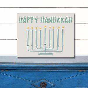 6078 Happy Hanukkah