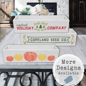 SP120 Planter Box